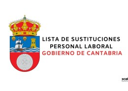 Lista-bolsa-empleo-laborales-Gobierno-de-Cantabria-2020 Oferta Empleo Publico Comillas 2019