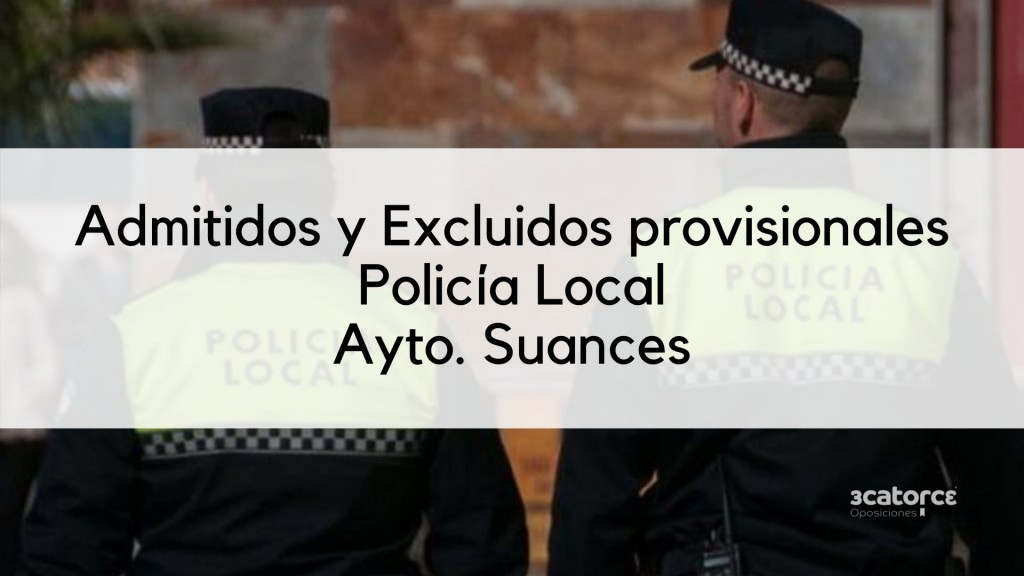 Lista-provisional-admitidos-Policia-Local-Suances-2020 Lista provisional admitidos Policia Local Suances 2020