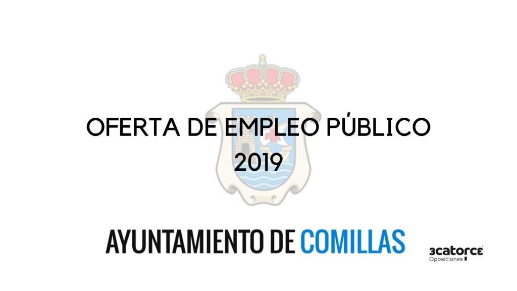 Oferta-Empleo-Publico-Comillas-2019 Oferta Empleo Publico Comillas 2019