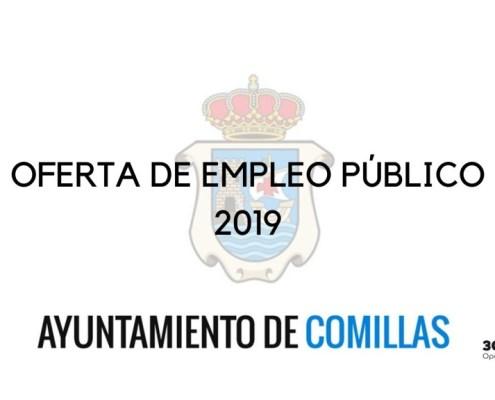 Oferta Empleo Publico Comillas 2019