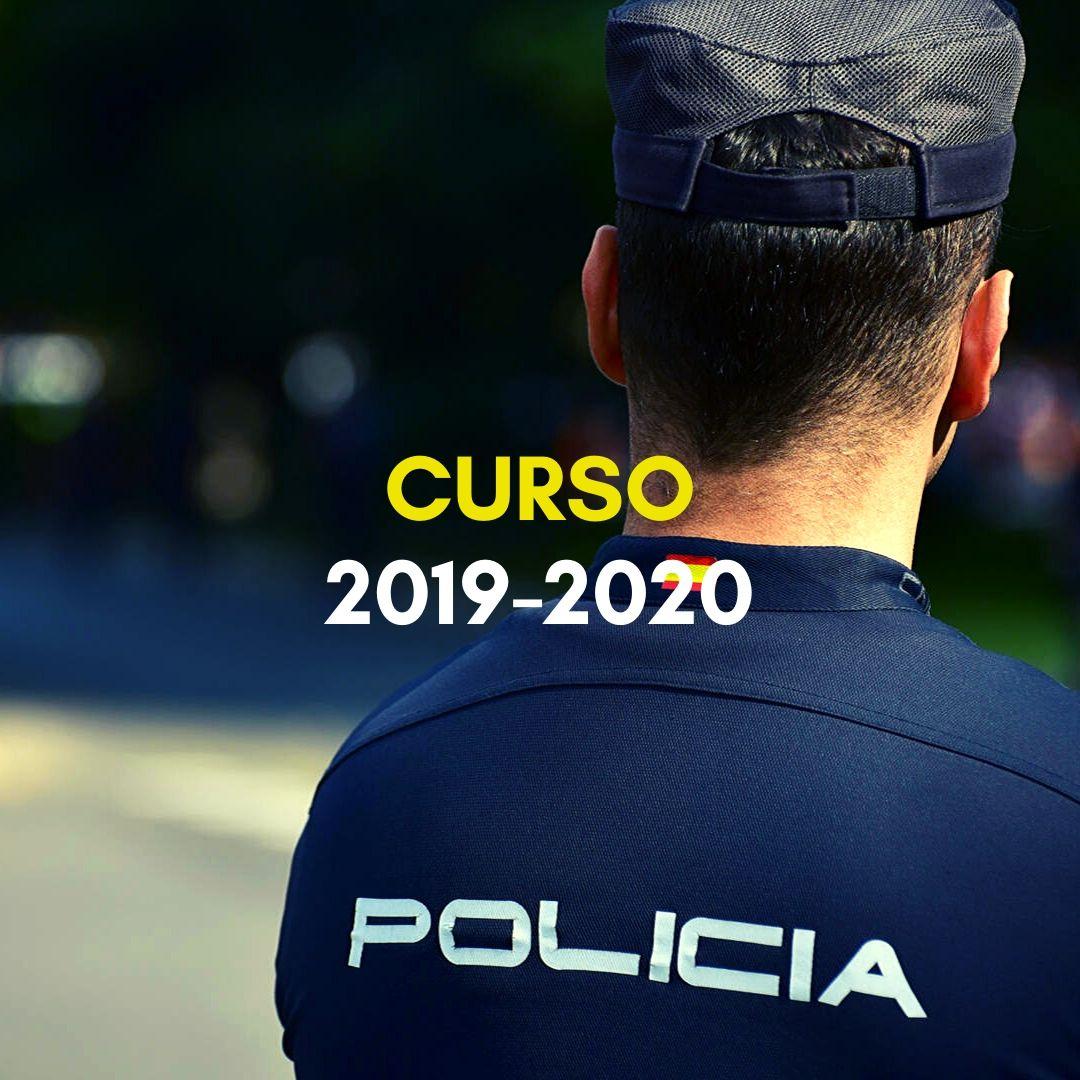 policia-nacional-curso-2019-2020 Reanudacion plazos administrativos oposicion Escala Basica Policia Nacional