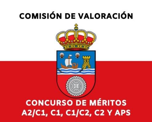 Designacion de miembros comite valoracion concurso de meritos oposiciones Cantabria