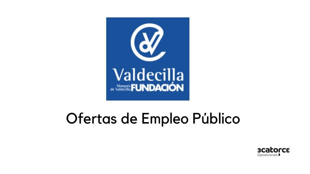 Ofertas-Empleo-Publico-Fundacion-Marques-de-Valcedilla-2020 Ofertas Empleo Publico Fundacion Marques de Valdecilla 2020