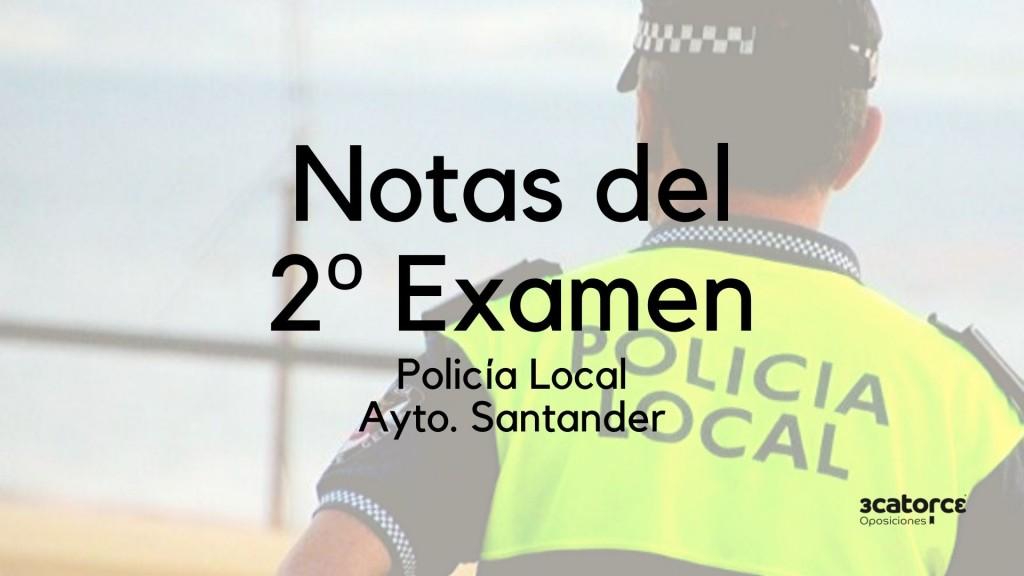 Resultados-segundo-ejercicio-Policia-Local-Santander Resultados segundo ejercicio Policia Local Santander