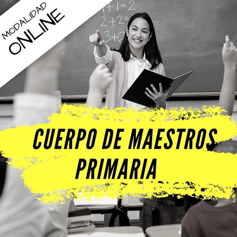 curso-preparacion-online-primaria-cantabria Curso Online Oposiciones maestros Primaria Cantabria