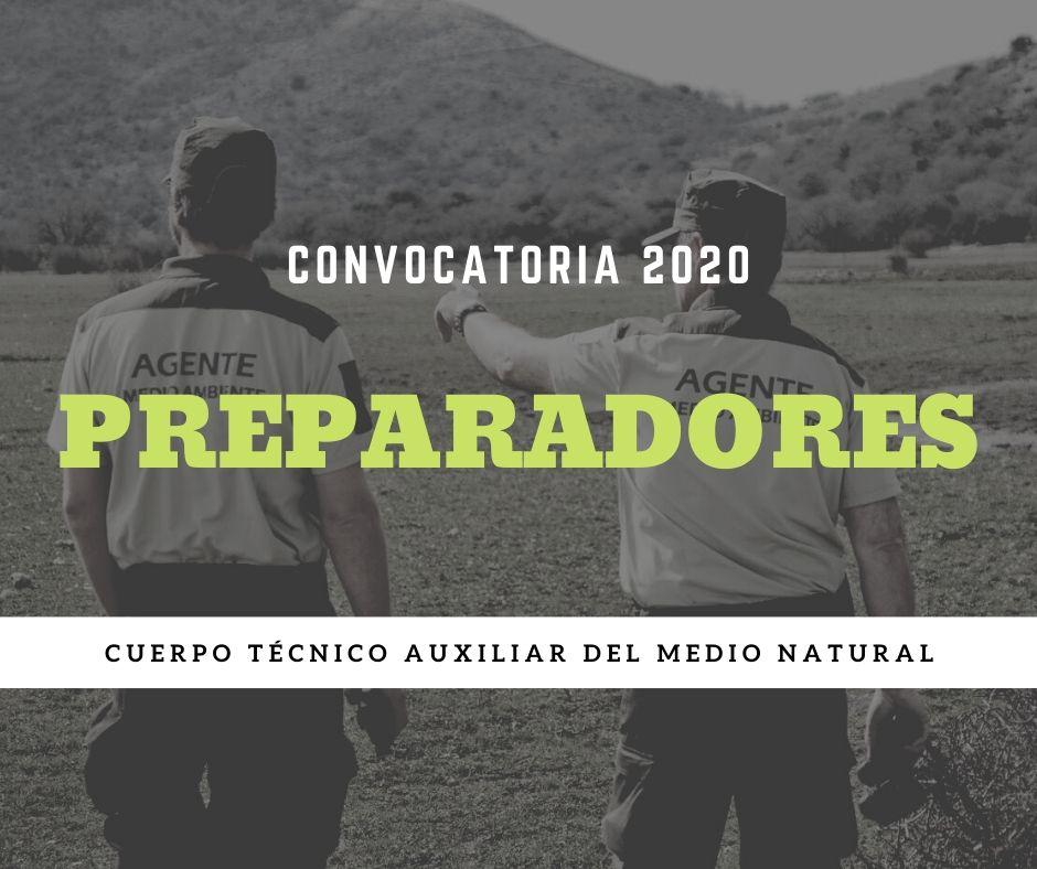 preparadores-medio-natural Preparador oposiciones agente forestal Cantabria
