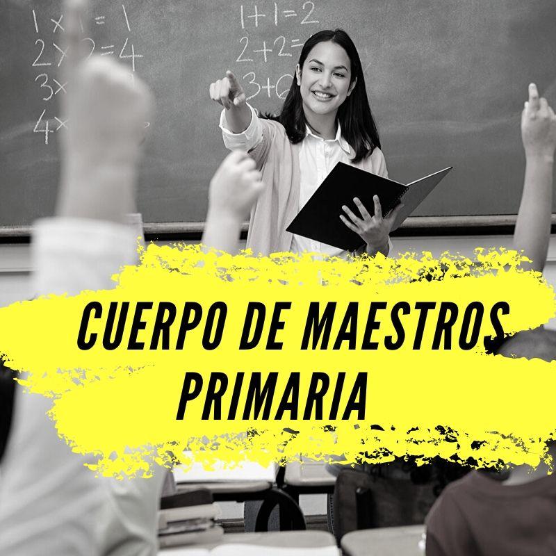 curso-preparacion-primaria-cantabria Protocolo santario para la celebracion de las oposiciones educacion 2021 Cantabria