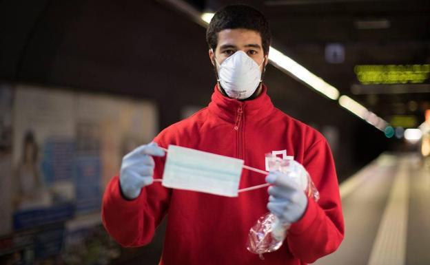 Protocolos-sanitarios-en-los-proximo-examenes-oposiciones-Mascarillas-guantes-y-más-separación Protocolos sanitarios en los proximo examenes oposiciones: Mascarillas, guantes y más separación