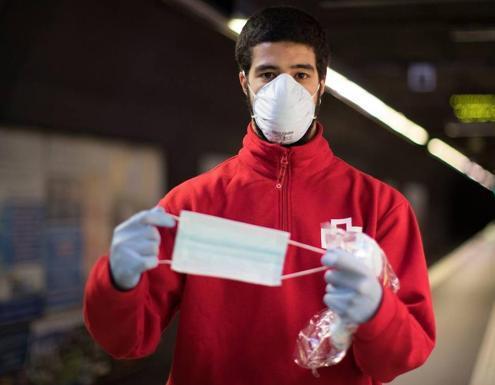 Protocolos sanitarios en los proximo examenes oposiciones: Mascarillas, guantes y más separación