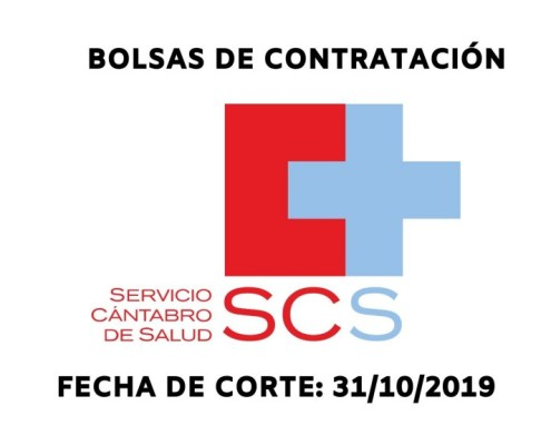 Publicada la lista definitiva bolsa contratacion SCS de todas las especialidades