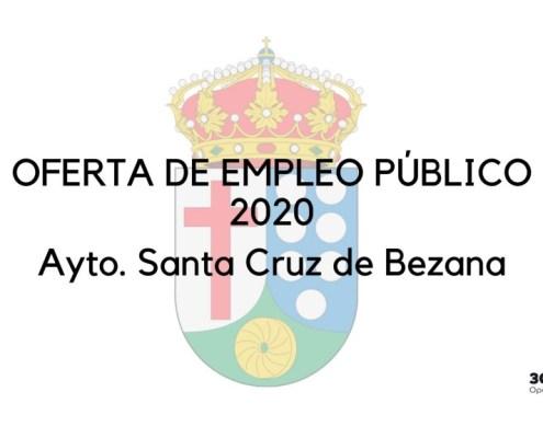 Oferta Empleo Publico Bezana 2020
