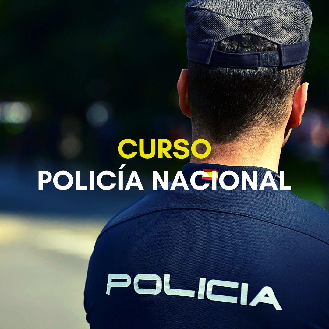 policia-nacional-cursos Nuevos nombramientos Policia Nacional como funcionarios de carrera