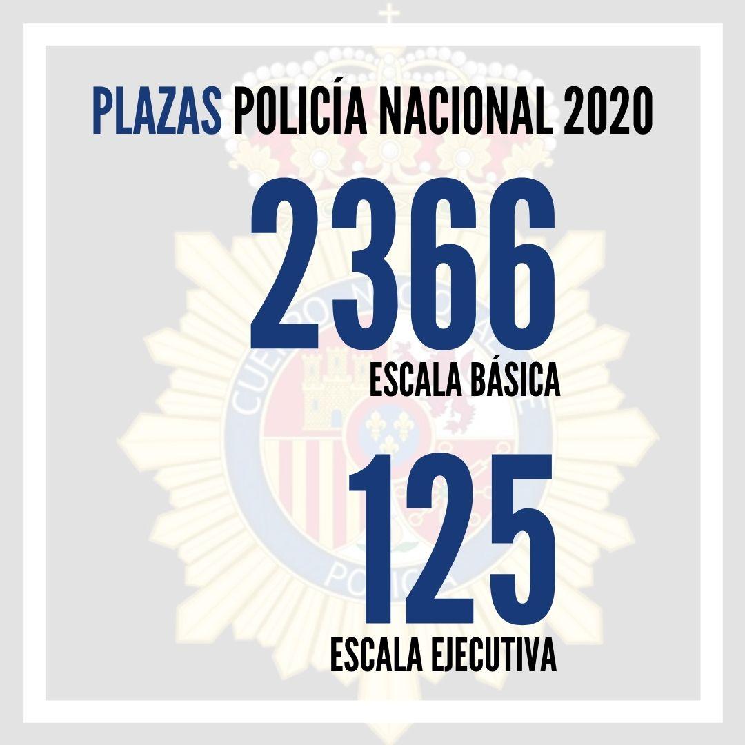 Aprobada-en-Consejo-de-Ministros-la-oferta-de-plazas-Policia-Nacional-2020 Aprobada en Consejo de Ministros la oferta de plazas Policia Nacional 2020