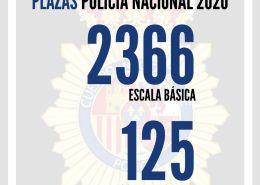 Aprobada-en-Consejo-de-Ministros-la-oferta-de-plazas-Policia-Nacional-2020 Situación actual de vacantes Guardia Civil en reserva