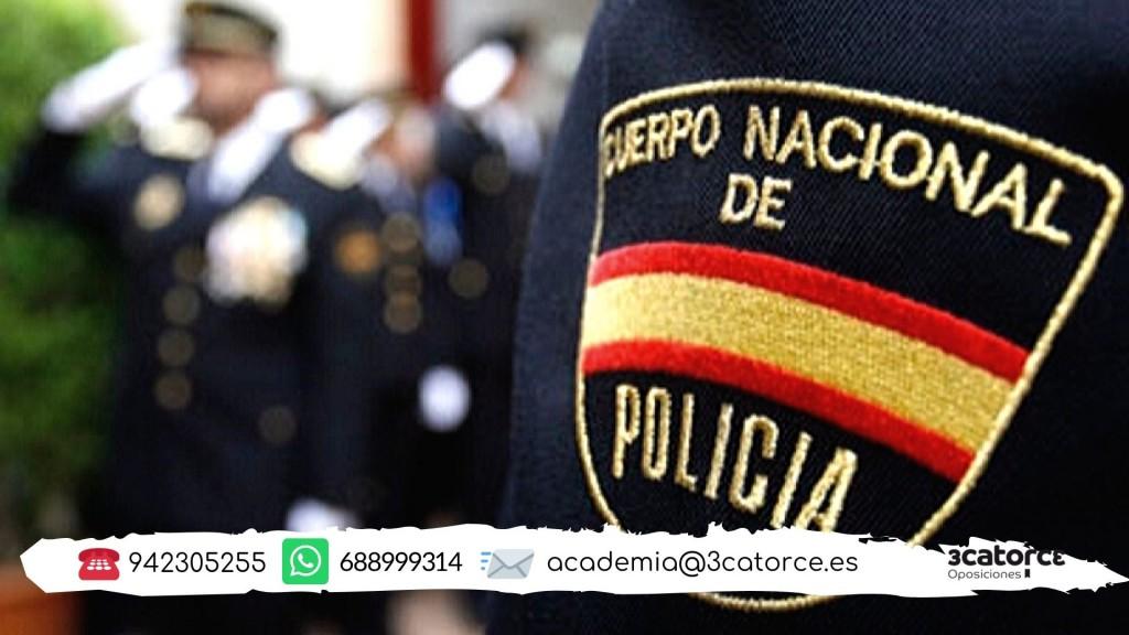 policia-nacional Publicada en el BOE la oferta empleo publico Policia Nacional 2020