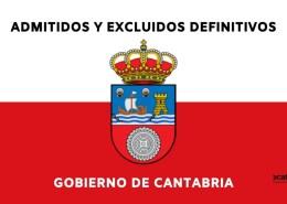 Admitidos-definitivos-oposiciones-Gobierno-de-Cantabria Oferta Empleo Publico Torrelavega 2019