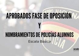 Aprobados-fase-oposcion-Policia-Nacional-y-nombramiento-de-policias-alumnos Curso oposición policia nacional 2020