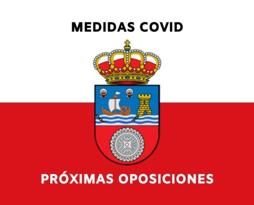 Normas para la celebracion oposiciones Cantabria como consecuencia del Covid-19