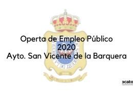 Oferta-Empleo-Publico-2020-San-Vicente-de-la-Barquera Agotada bolsa secundaria en CLM se busca urgentemente profesores