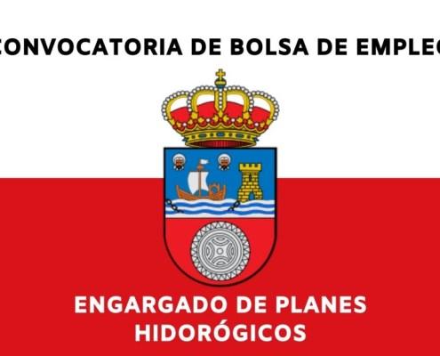 Publicada en el BOC la convocatoria bolsa de empleo encargado planes hidrologicos Cantabria