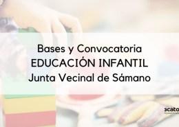Se-convoca-proceso-selectivo-para-la-constitucion-de-una-bolsa-tecnico-educacion-infantil-Samano Agotada bolsa secundaria en CLM se busca urgentemente profesores
