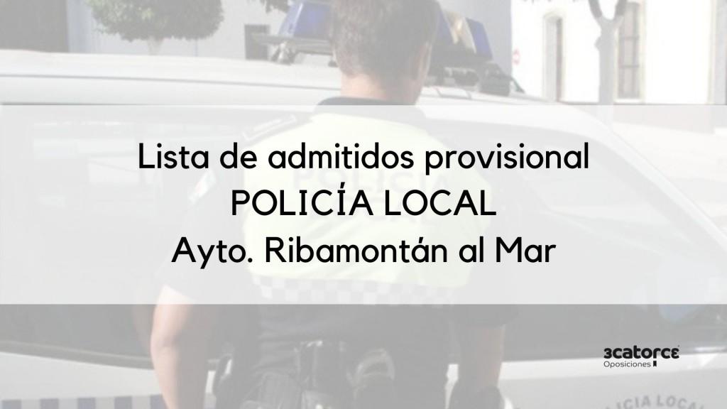 Lista-provisional-admitidos-oposicion-Policia-Local-Ribamontan-2020 Lista provisional admitidos oposicion Policia Local Ribamontan 2020