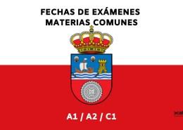 Fecha-tercer-examen-oposiciones-Cantabria-Cuerpos-A1-A2-C1 Publicada en el BOE la convocatoria Administrativo Ayuntamiento Camargo Cantabria
