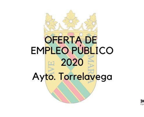 Publicada en el BOC la Oferta Empleo Publico 2020 Torrelavega