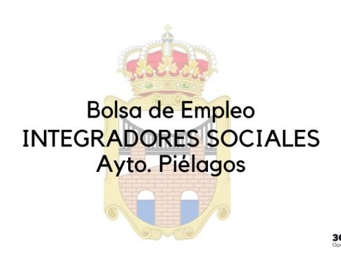 Publicadas las bases para la constitucion de bolsa empleo Integracion Social Pielagos