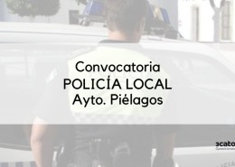 Convocadas-3-plazas-policia-local-Pielagos Test Policia local santander
