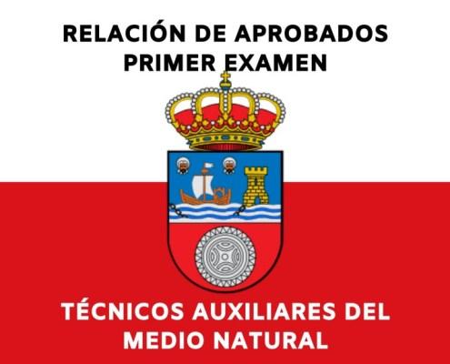 Publicadas las notas primer examen auxiliar medio natural Cantabria - pesca