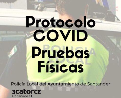pruebas fisicas policia local Santander