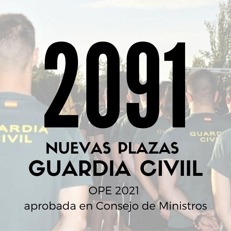 2091-PLAZAS-GUARDIA-CIVIL-2021 2091 plazas Guardia Civil 2021