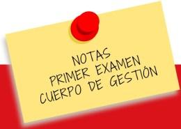Notas-primer-examen-Gestion-Cantabria-2021 Oposiciones Administrativo en la Oferta empleo publico 2017 de Medio Cudeyo Cantabria