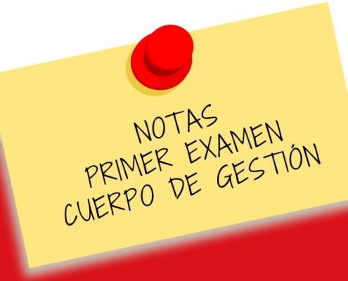 Notas primer examen Gestion Cantabria 2021
