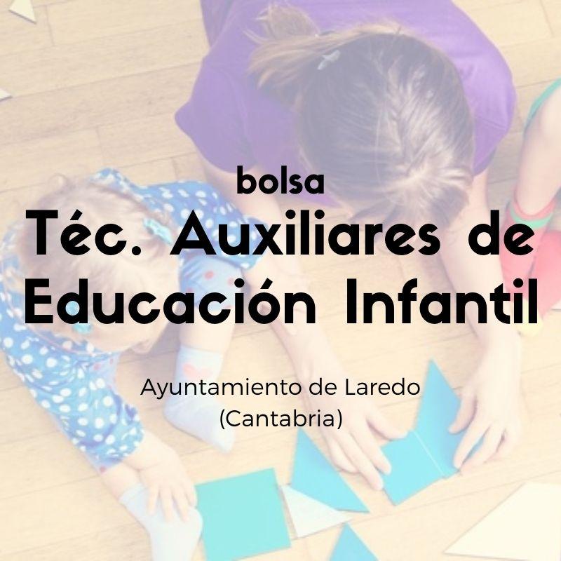 bolsa-Tecnico-Educacion-Infantil-Cantabria-Laredo bolsa tecnico educacion infantil cantabria Laredo