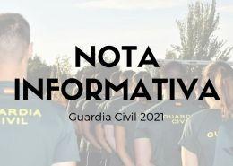 Nota-informativa-oposicion-guardia-civil-2021 Academia Oposiciones Guardia Civil Cantabria