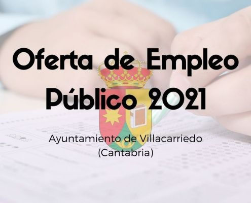 Publicada en la OPE de Villacarriedo una plaza administrativo Cantabria