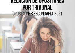 Relacion-opositores-por-tribunal-secundaria-Cantabria-2021 Bases y convocatoria docentes 2020 Cantabria
