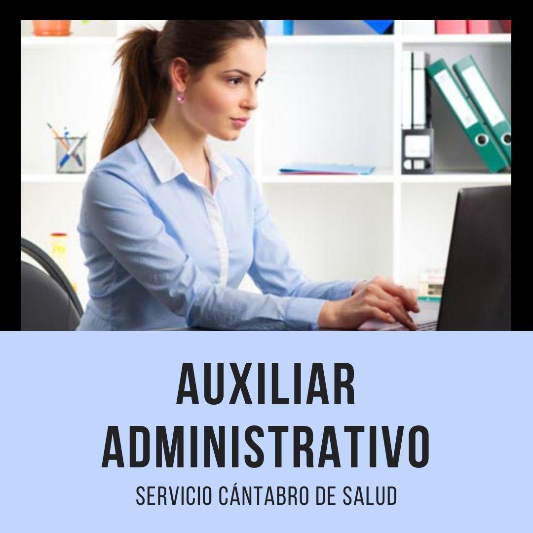 auxiliar-administrativo-servicio-cantabro-de-salud Auxiliar administrativo Oposiciones Ayuntamientos Cantabria