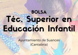 bolsa-tecnico-educacion-infantil-Cantabria-Suances Oposiciones Cantabria