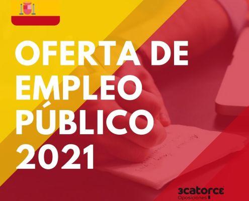 oferta empleo público 2021 estado