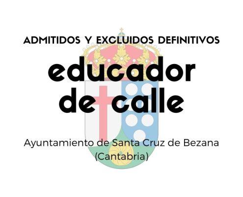 oposicion Educador de calle Cantabria Ayuntamiento de Bezana