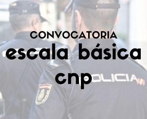 convocatoria policia nacional 2021