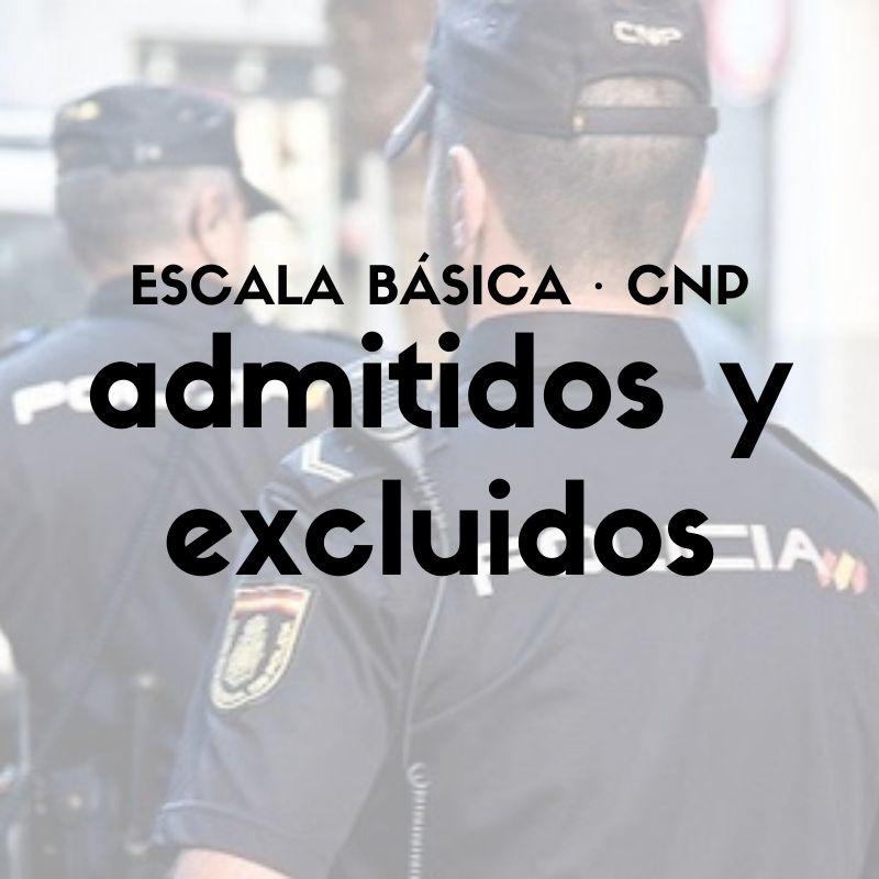 admitidos-oposicion-policia-nacional-2021 admitidos oposicion policia nacional 2021 y excluidos