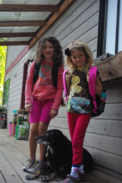 Part Five: First day of school