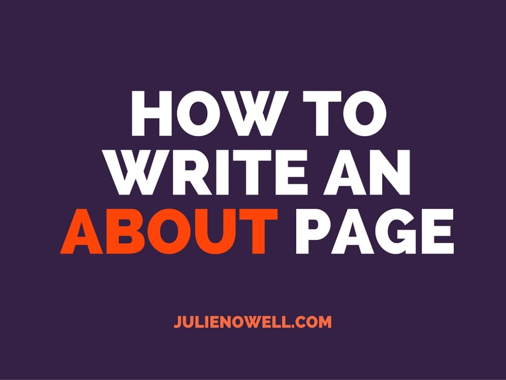 about me, how to write an about me page, blog monetizatio