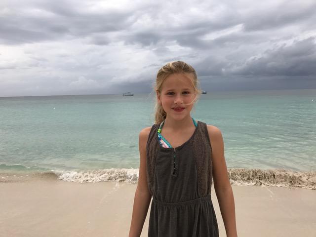 Carpe Diem in Jamaica #beachesmoms