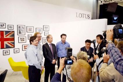 Lotus LA Auto 2011 (3)