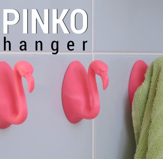 pinkohanger